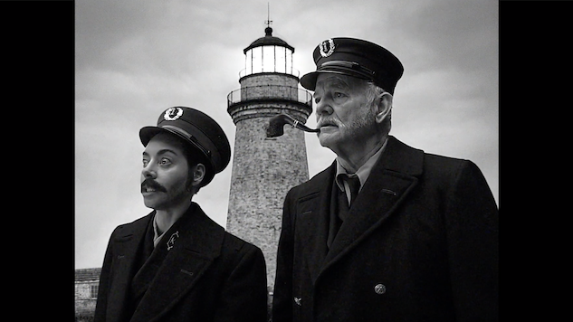 Watch Aubrey Plaza and Bill Murray Parody <i>The Lighthouse</i> in Independent Spirit Awards Promo