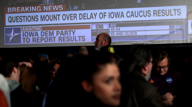 "Mysterious Voting App ""Shadow"" Raises Questions Amid Iowa Caucus Debacle"