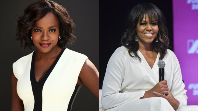 Viola Davis to Play Michelle Obama in New Showtime Drama Series <i>First Ladies</i>