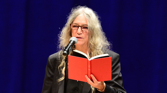 Patti Smith to Receive the PEN America Literary Service Award