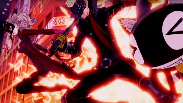 The Phantom Thieves Hack And Slash in New <i>Persona 5 Scramble</i> Gameplay Trailer