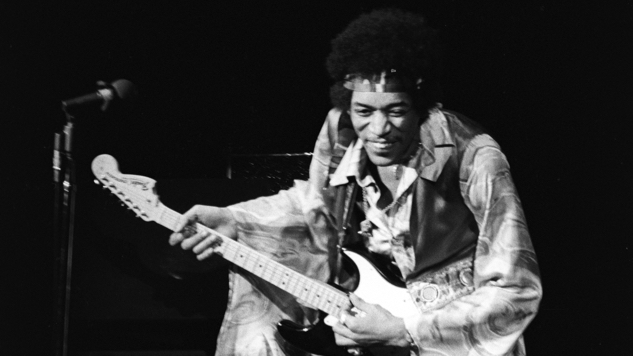 Jimi Hendrix&#8217;s Acclaimed Live Album <i>Band Of Gypsys</i> Set for 50th-Anniversary Vinyl Reissue