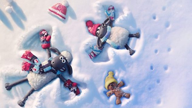 Aardman Animations Announces New Holiday Special, <i>A Winter&#8217;s Tale from Shaun the Sheep</i>, Coming to Netflix and BBC One