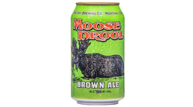 My Month of Flagships: Big Sky Brewing Co. Moose Drool Brown Ale