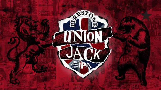 My Month of Flagships: Firestone Walker Brewing Co. Union Jack IPA