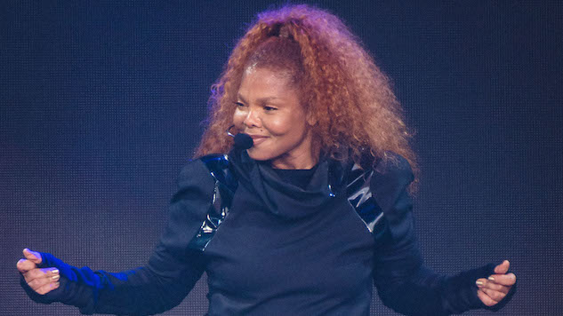 Janet Jackson Announces New Album, Summer Tour