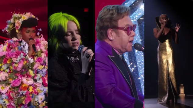 Billie Eilish's 2020 Oscars Performance Of The Beatles' 'Yesterday'