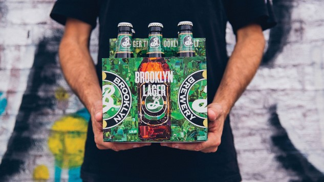 My Month of Flagships: Brooklyn Brewery Lager