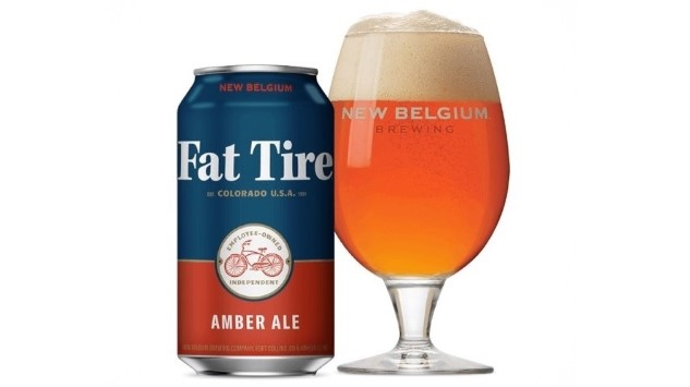 My Month of Flagships: New Belgium Brewing Fat Tire
