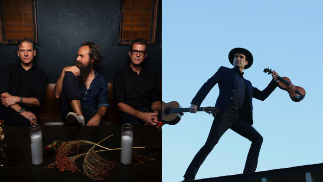 Calexico, Iron & Wine and Andrew Bird Announce The Great Summer Stroll Tour