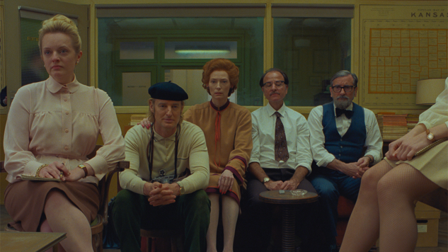 This Just in: The First Trailer for Wes Anderson's <i>The French Dispatch</i>