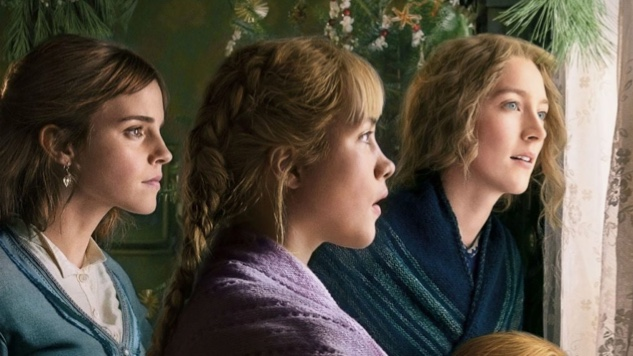 Good, Strong Scenes that Mean Something: Greta Gerwig&#8217;s <i>Little Women</i>