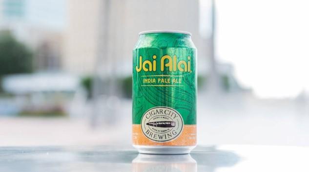 My Month of Flagships: Cigar City Brewing Jai Alai IPA