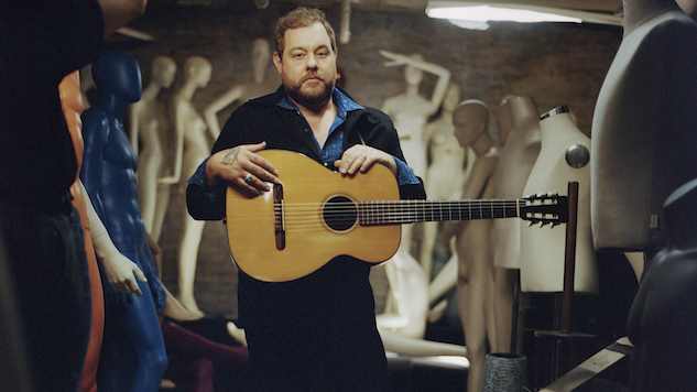Nathaniel Rateliff Keeps Hanging On