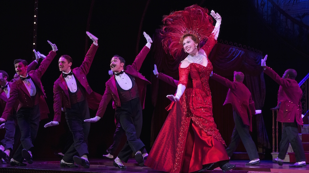 The <i>Hello, Dolly!</i> National Tour is Relentlessly Frilly Fun