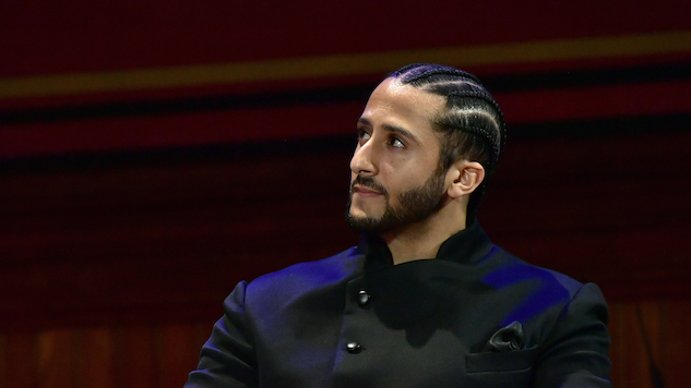Colin Kaepernick Is Set to Release a New Memoir in 2020