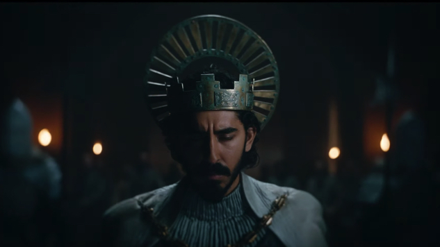 A24's First <i>The Green Knight</i> Teaser Promises a Dark and Mesmerizing Medieval Epic