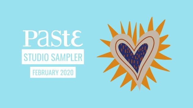 "Download or Stream the February Paste Studio ""Love Songs"" Sampler"