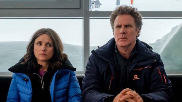 Snow Problem: Julia Louis-Dreyfus and Will Ferrell talk <i>Downhill</i>