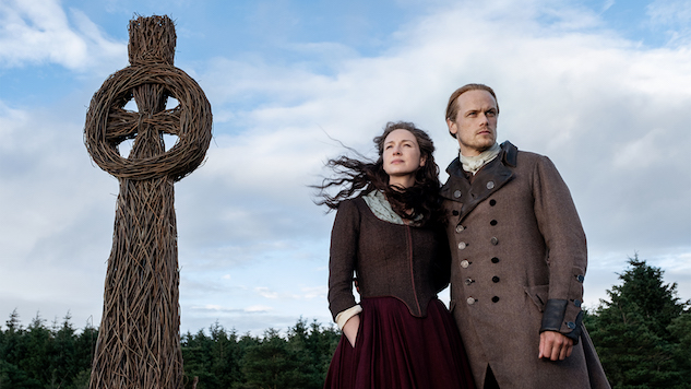 <i>Outlander</i> Kicks Off Its New Season with Daddy Issues