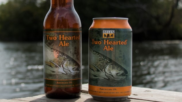 My Month of Flagships: Bell's Brewery Two Hearted Ale