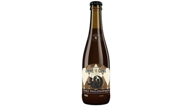 My Month of Flagships: Brewery Ommegang Three Philosophers