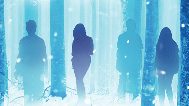 Exclusive Cover Reveal + Excerpt: A Marijuana Farmer Flees a Cult in <i>Road Out of Winter</i>