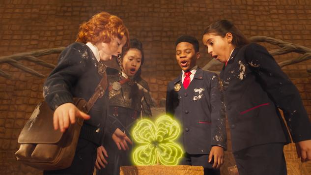 <i>Odd Squad</i> Cast, Creators on Making Education Fun in a &#8220;World Where Kids Rule&#8221;