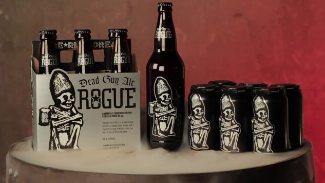 My Month of Flagships: Rogue Dead Guy Ale