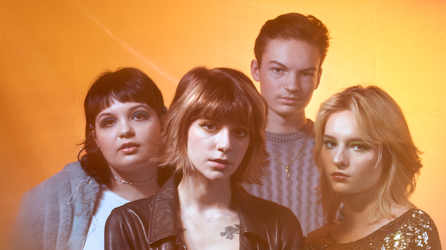 """Exclusive: Snarls Share New Single """"What's It Take"""" from Their Debut Album <i>Burst</i>"""