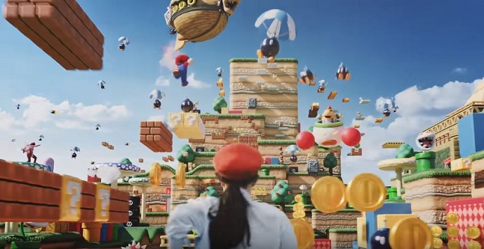 Watch: Super Nintendo World Theme Park News and Rumors
