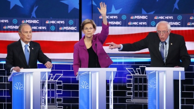 The Funniest Democratic Debate Tweets