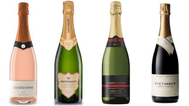 British Bubbly: Six Romantic Wines from the Land of the Stiff Upper Lip