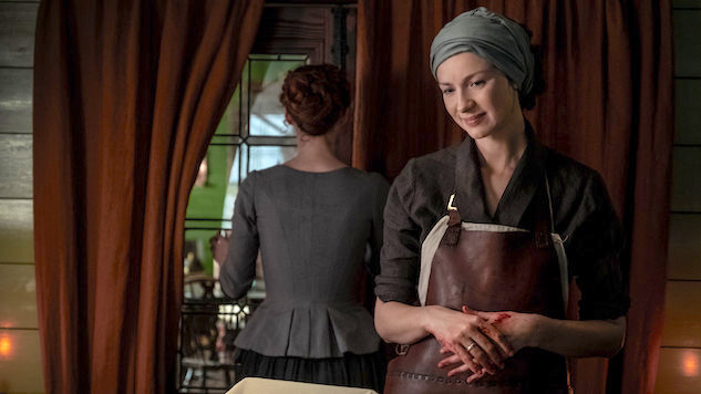 <i>Outlander</i>: Tarring, Feathering, and Penicillin&#8212;Oh My!