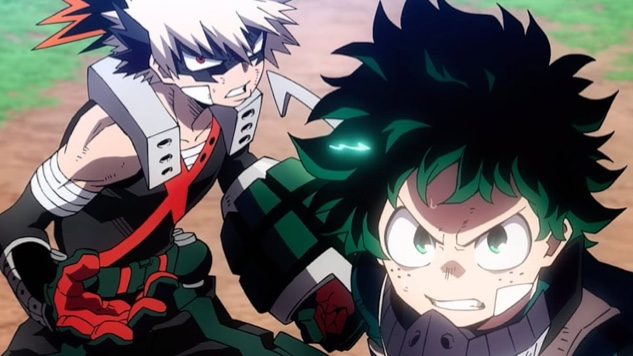 <i>My Hero Academia: Heroes Rising</i> Aims for Plus Ultra, Lands Squarely at &#8220;Just Okay&#8221;