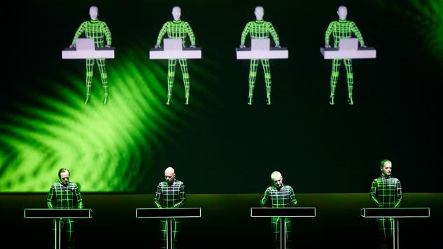 Kraftwerk Announce 50th Anniversary North American Tour