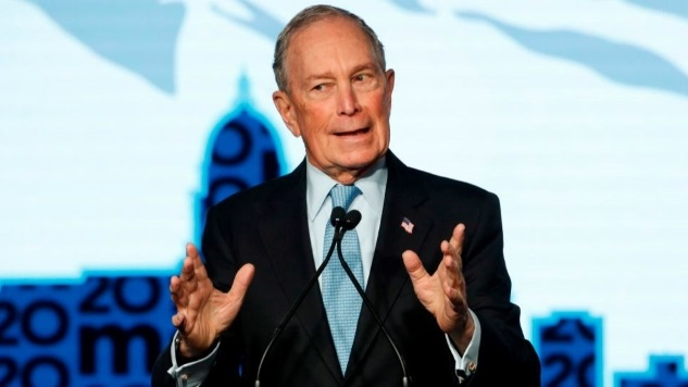 Who Is Mike Bloomberg's Comedy Writer?