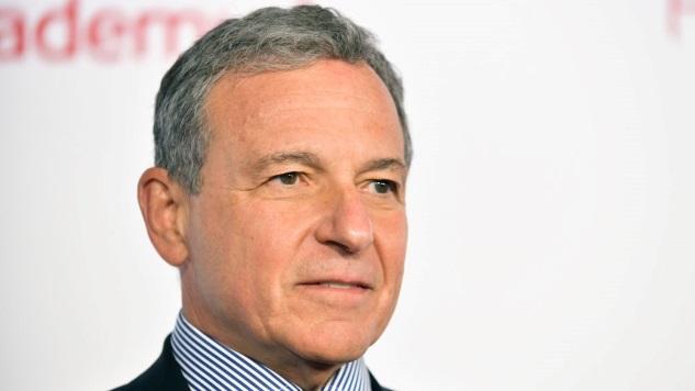 Bob Iger Steps Down as Disney CEO