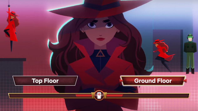 Netflix's <i>Carmen Sandiego</i> to Get Interactive Episode in March