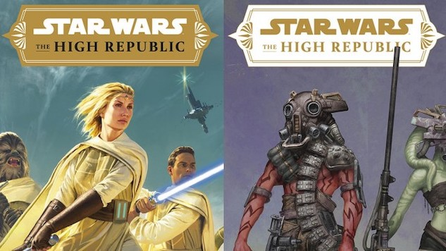 Everything We Know About <i>Star Wars: The High Republic</i>'s Books and Comics So Far