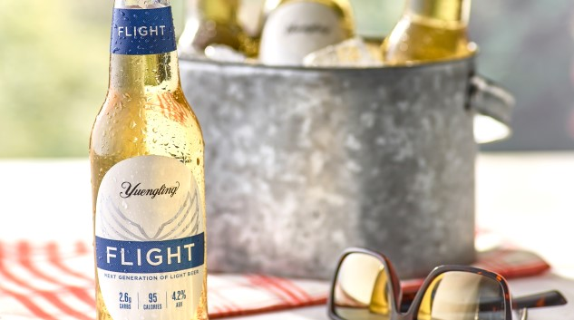 Yuengling Is Jumping on the Low-Cal Train with Its New Yuengling FLIGHT Lager