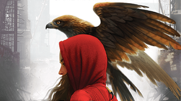 Exclusive Cover Reveal + Excerpt: A Teen Survives in Post-Apocalyptic NYC in <i>Hawk</i>