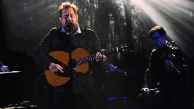 Watch Nathaniel Rateliff Perform on <i>The Late Show with Stephen Colbert</i>