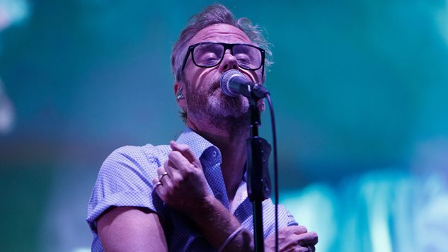 "The National Cover INXS' ""Never Tear Us Apart"" for <i>Songs for Australia</i>"