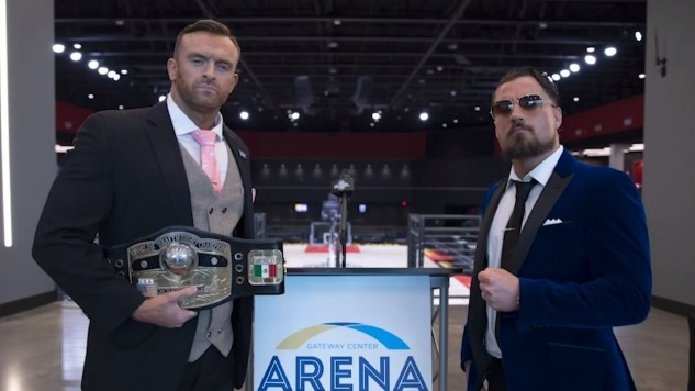 Nick Aldis and Marty Scurll Discuss the NWA World Championship and the 2020 Crockett Cup