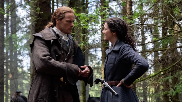 Watch: <i>Outlander</i>'s Latest Episode Put Jamie and Claire in an Unenviable Position