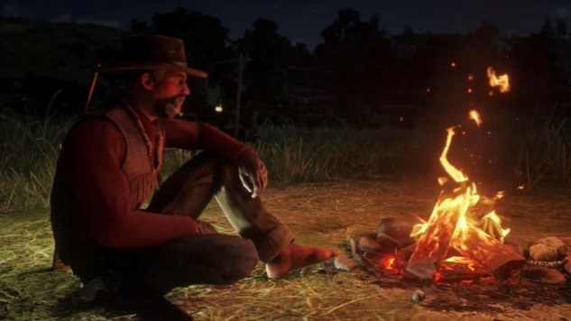 The Intoxicating Mundanity of <i>Red Dead Online</i>