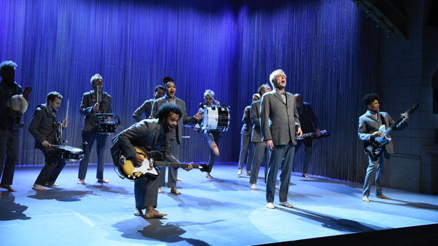 Watch David Byrne Perform on <i>SNL</i> for the First Time in 31 Years