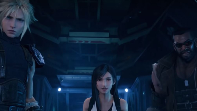 The <i>Final Fantasy VII Remake</i> Demo Is Now Available on PS4