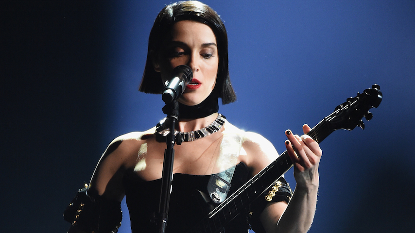 The 20 Best St. Vincent Songs